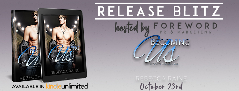 Becoming Us Release Blitz Page Banner