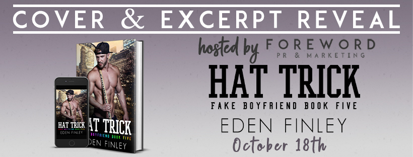 Hat Trick CR Excerpt Page Banner