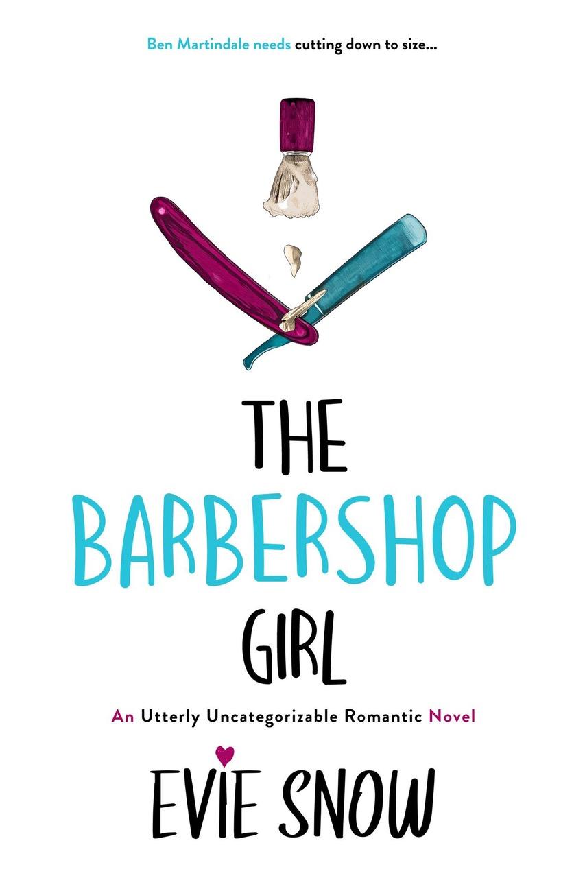 Evie Snow Barbershop Girl New Release Template