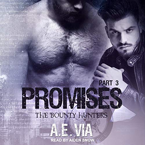 Promises 3 Audio Cover