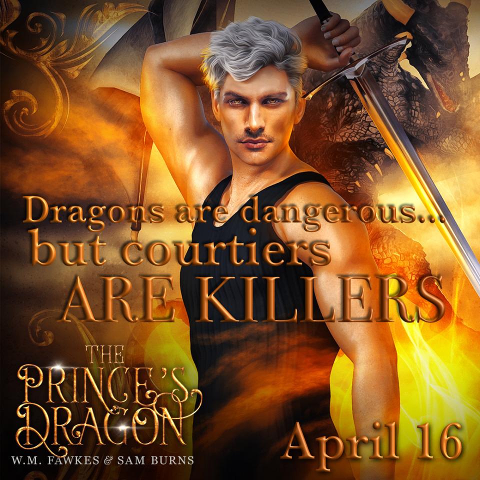 The Prince's Dragon Promo 4