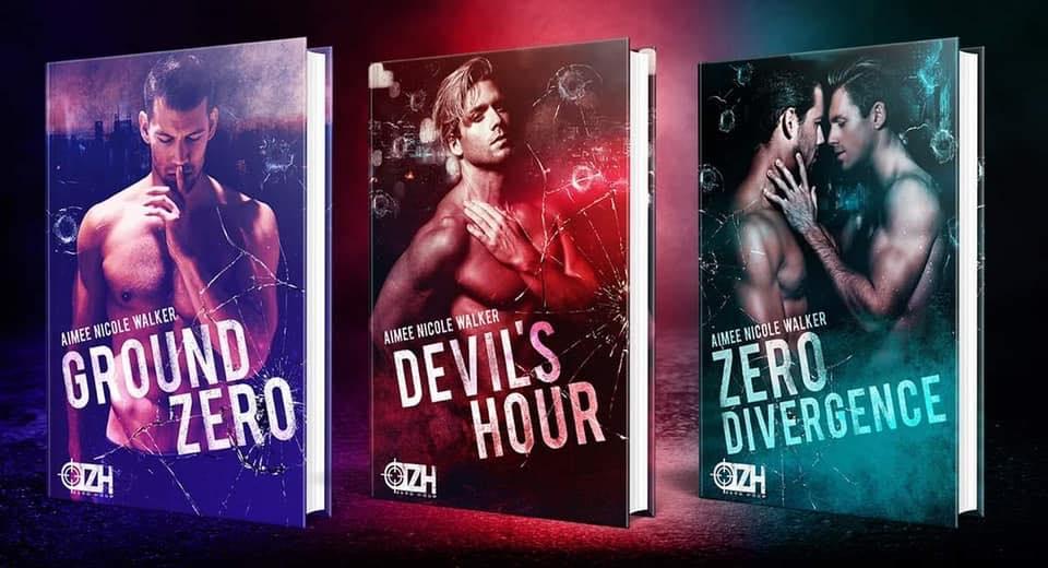 Zero Hour Series Banner