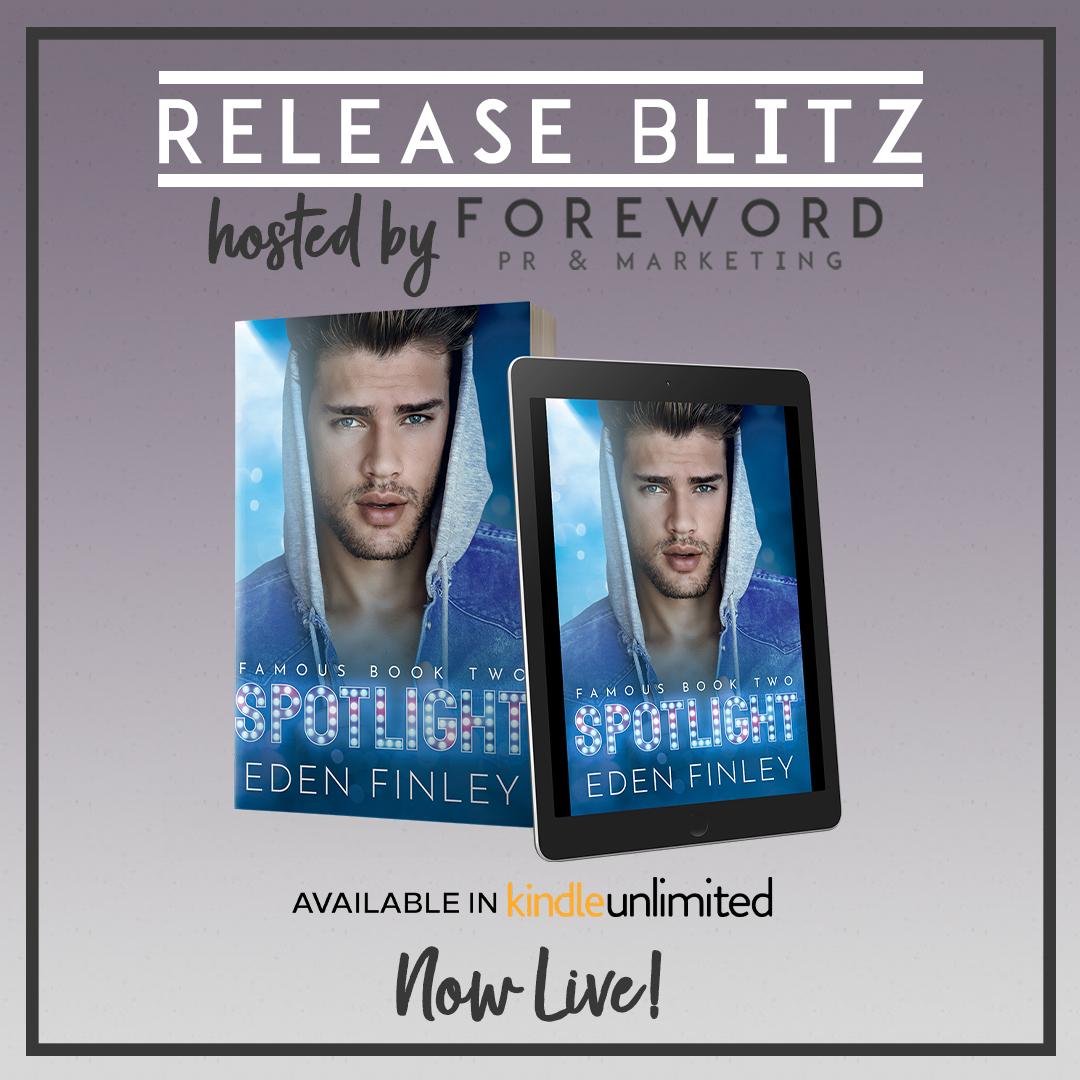 Spotlight Release Blitz IG NOW LIVE